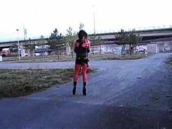 Fucking Sissy in high heels