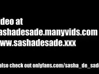 PREVIEW - Dominating My Fuckpet Sasha de Sade