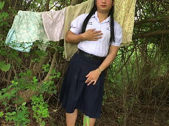 Outdoor student thailand solo