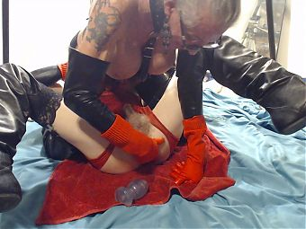 Mistress Debbie and Lovedildos