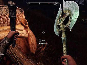 Skyrim - Amorous Adventures: Ysoldas Tough Lesson